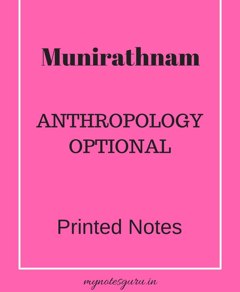 anthropology notes Action anthropology, it is the branch of applied anthropology or branch of anthropology, which seeks to combact immediate threats to population groups at present, this field is especially prominent in germany.